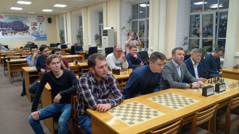 Соревнования по шахматам и шашкам 2019