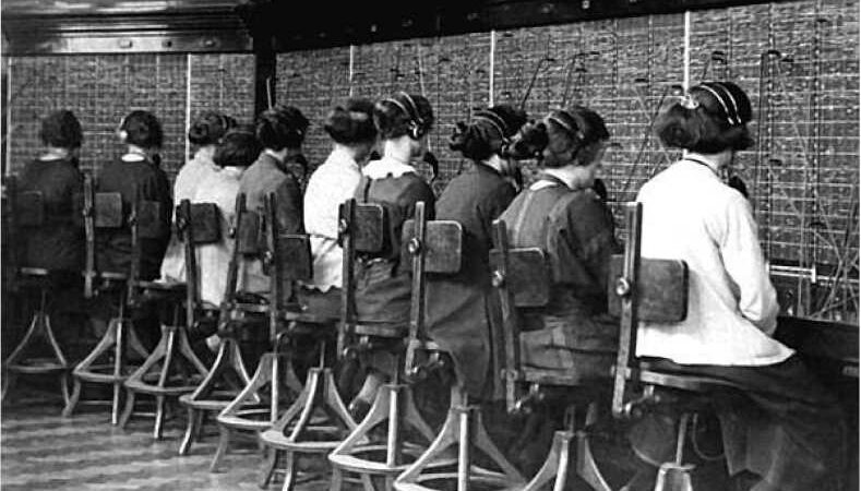 Связь на века: 1931