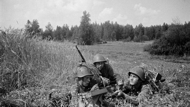 Связь на века: 1941
