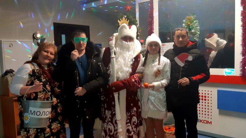 Дедмороз в Нижнекамске