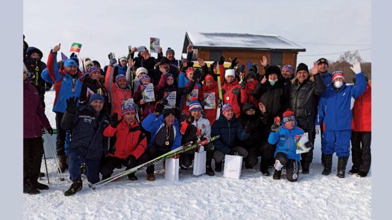 Лыжный трунир