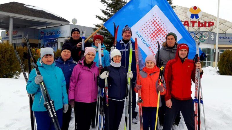 Буинск на лыжах