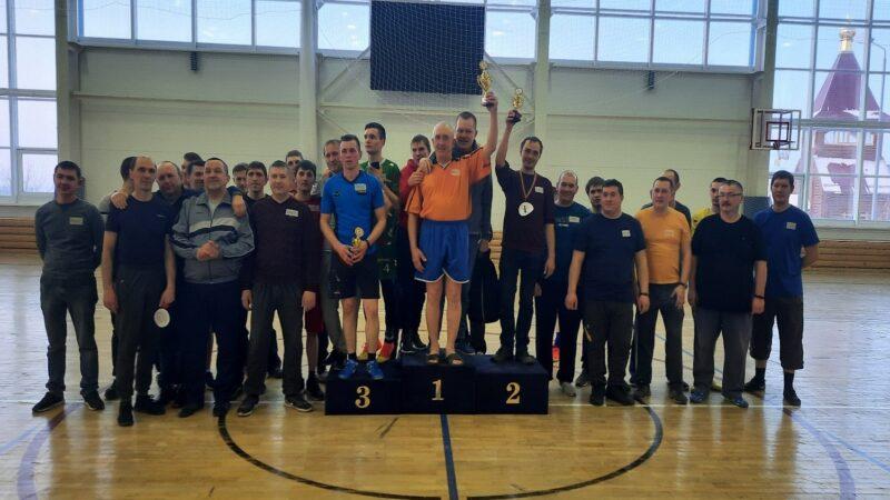 Соревнования в Чистопольском ЗУЭС