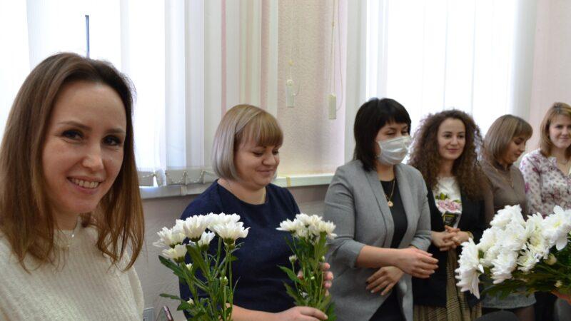 Как поздровляли ЗУЭСы: Буинск