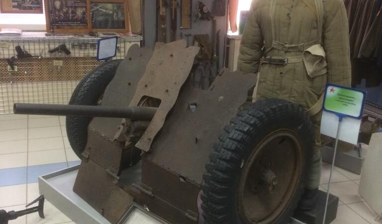 Посещения музея боевой славы в НЧ ЗУЭС